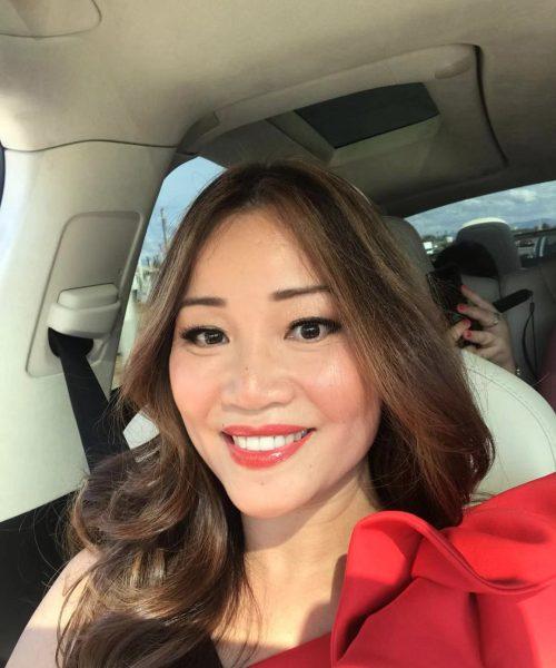 美國皇冠大使Lien Nguyen