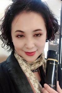 美國藍寶石Jessica Zhao